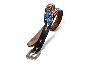 WATER BURST STUDS BELT
