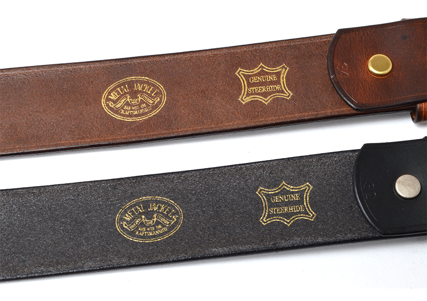 BASKETWEAVE GARRISON BELT