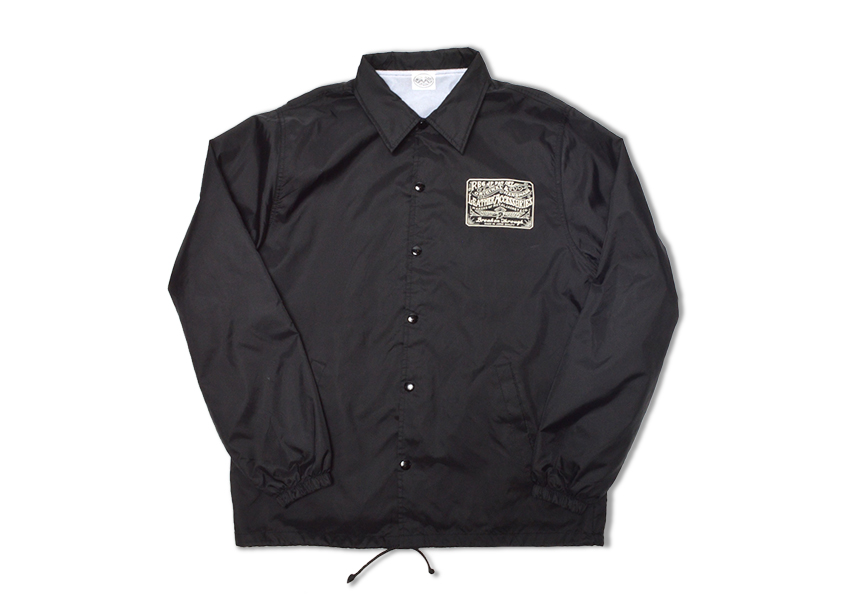 EAGLE LOGO COACH JACKET
