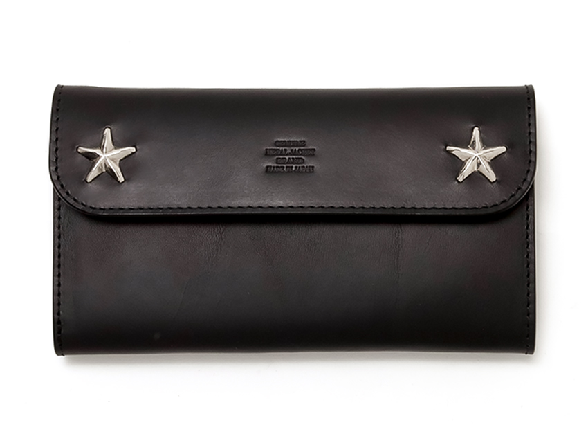 STAR STUDS LONG WALLET
